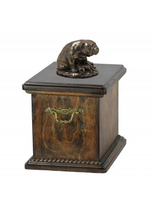 English Bulldog - urn - 4043 - 38169