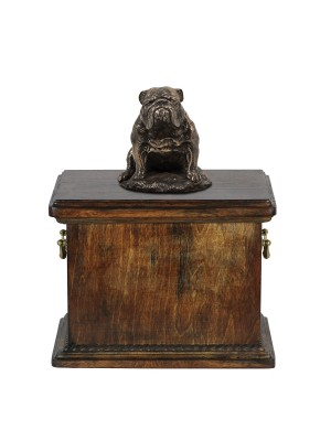 English Bulldog - urn - 4044 - 38176