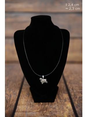 English Cocker Spaniel - necklace (strap) - 3852 - 37223