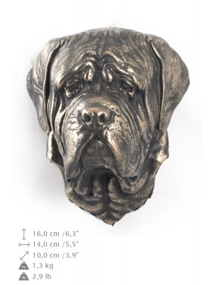 English Mastiff - figurine (bronze) - 536 - 9889