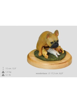 French Bulldog - figurine - 2355 - 24943