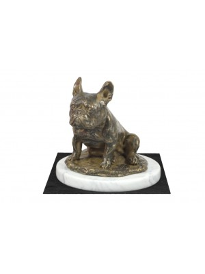 French Bulldog - figurine (bronze) - 4616 - 41498