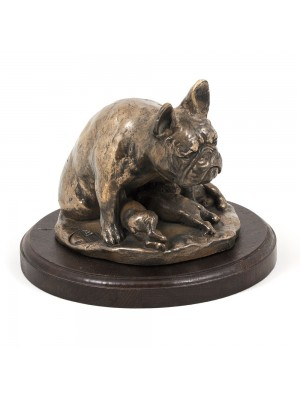 French Bulldog - figurine (bronze) - 602 - 2703