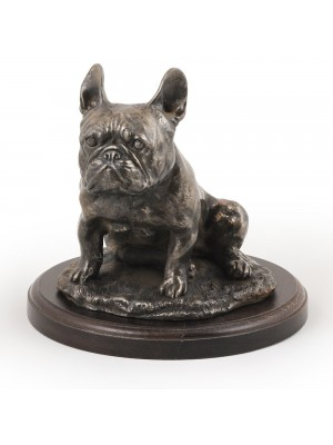 French Bulldog - figurine (bronze) - 603 - 3140