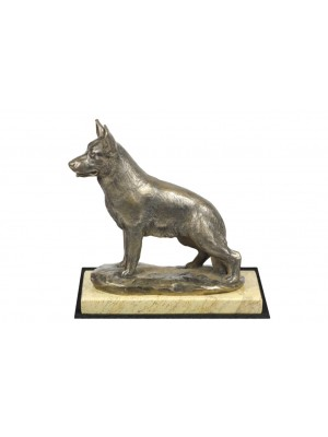German Shepherd - figurine (bronze) - 4664 - 41747
