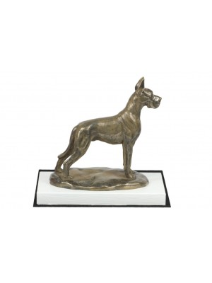 Great Dane - figurine (bronze) - 4572 - 41273
