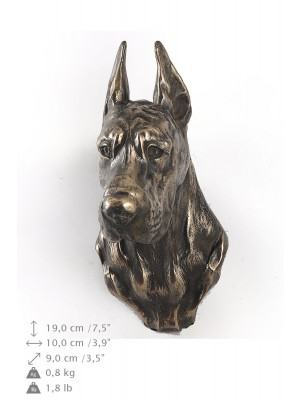 Great Dane - figurine (bronze) - 543 - 9897