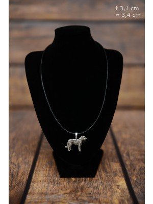 Irish Wolfhound - necklace (strap) - 3842 - 37193