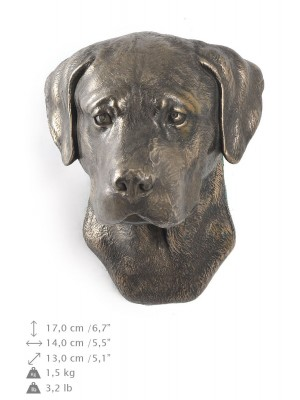 Labrador Retriever - figurine (bronze) - 548 - 9905