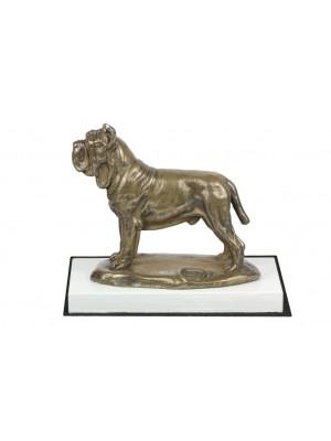 Neapolitan Mastiff - figurine (bronze) - 4592 - 41375