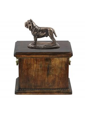 Neapolitan Mastiff - urn - 4079 - 38422