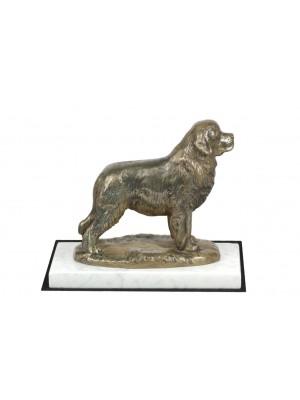 Newfoundland  - figurine (bronze) - 4623 - 41537