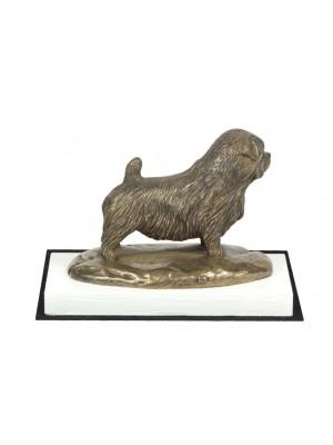 Norfolk Terrier - figurine (bronze) - 4578 - 41304