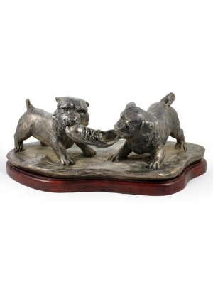 Norwich Terrier - figurine (bronze) - 1582 - 7119