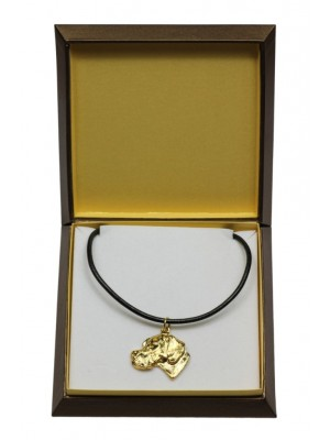 Pointer - necklace (gold plating) - 3038 - 31674