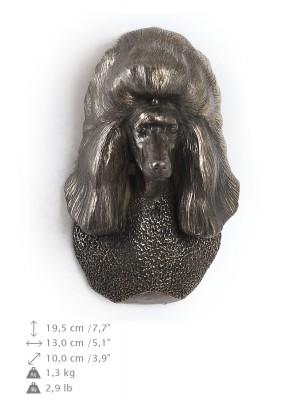 Poodle - figurine (bronze) - 556 - 9914