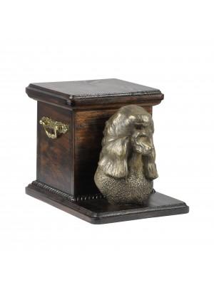 Poodle - urn - 4157 - 38911