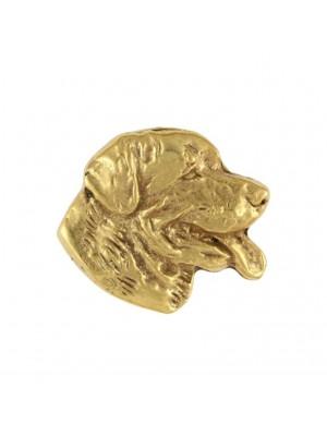 Rottweiler - pin (gold plating) - 2373 - 26139
