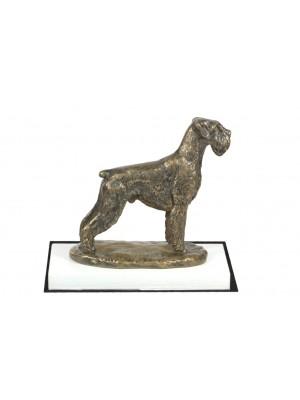 Schnauzer - figurine (bronze) - 4582 - 41325