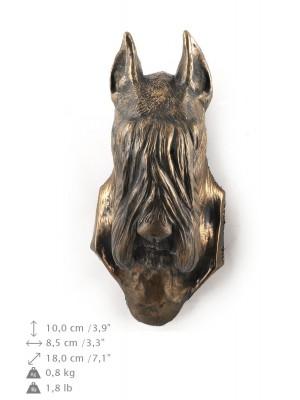Schnauzer - figurine (bronze) - 562 - 9920