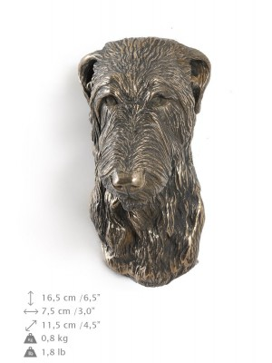 Scottish Deerhound - figurine (bronze) - 424 - 9885
