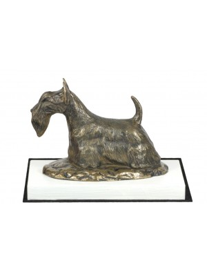 Scottish Terrier - figurine (bronze) - 4583 - 41330