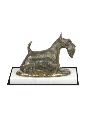 Scottish Terrier - figurine (bronze) - 4630 - 41577