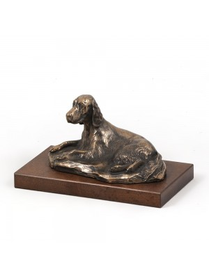 Setter - figurine (bronze) - 621 - 2757