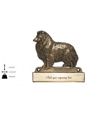 Shetland Sheepdog - tablet - 1684 - 9752