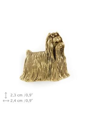 Shih Tzu - pin (gold plating) - 1079 - 7861