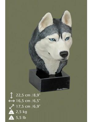 Siberian Husky - figurine - 2345 - 24912