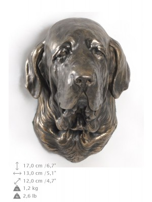 Spanish Mastiff - figurine (bronze) - 538 - 9891