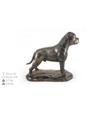 Staffordshire Bull Terrier - figurine (bronze) - 664 - 22370