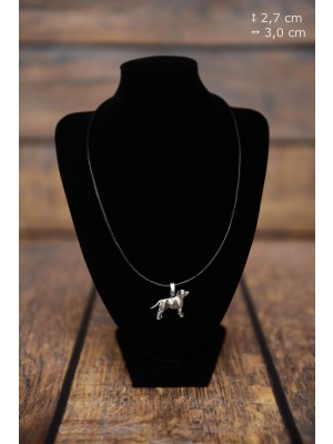 Staffordshire Bull Terrier - necklace (strap) - 3875 - 37292