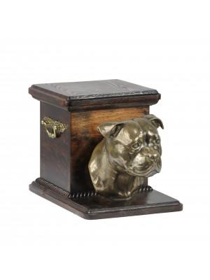 Staffordshire Bull Terrier - urn - 4168 - 38978