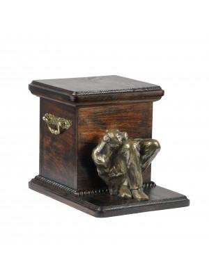 Staffordshire Bull Terrier - urn - 4176 - 39025