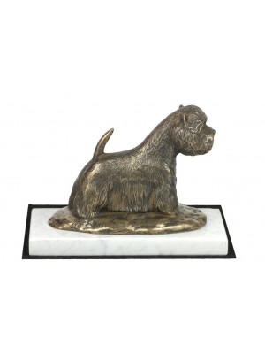 West Highland White Terrier - figurine (bronze) - 4633 - 41592