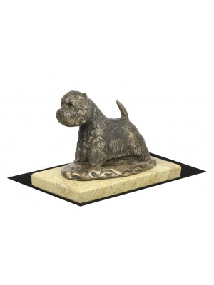 West Highland White Terrier - figurine (bronze) - 4680 - 41827