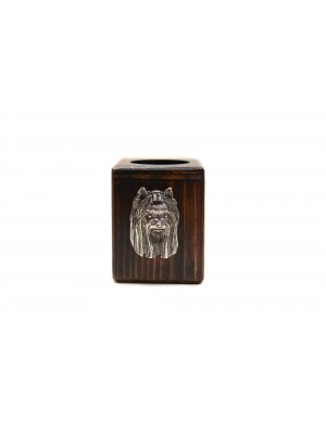 Yorkshire Terrier - candlestick (wood) - 4000 - 37905