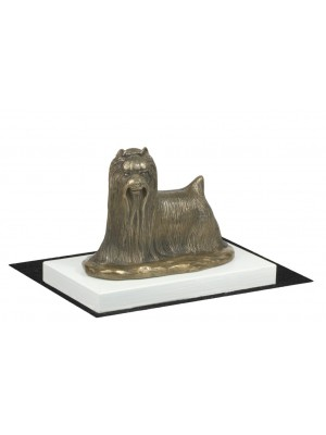 Yorkshire Terrier - figurine (bronze) - 4587 - 41350