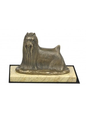 Yorkshire Terrier - figurine (bronze) - 4681 - 41832