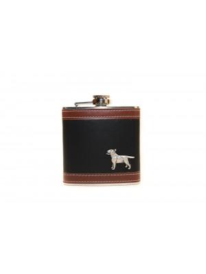 Bull Terrier - flask - 3497