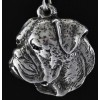 American Bulldog - necklace (strap) - 439 - 1542