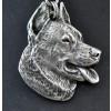 Beauceron - necklace (strap) - 305 - 1227