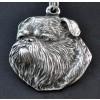Belgium Griffon - necklace (strap) - 285 - 1139