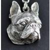 Boston Terrier - necklace (strap) - 308 - 1242
