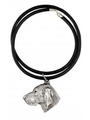 Weimaraner - necklace (strap) - 767