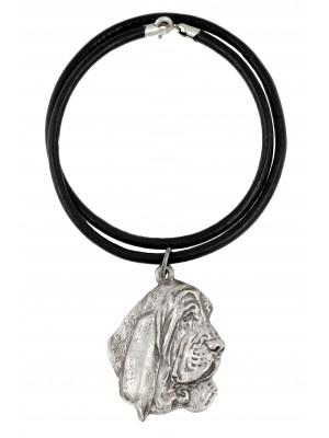 Basset Hound - necklace (strap) - 768