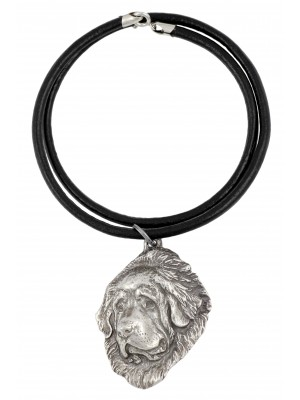 Tibetan Mastiff - necklace (strap) - 1111
