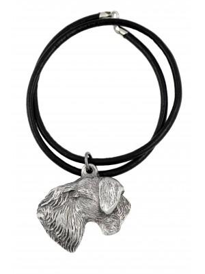 Cesky Terrier - necklace (strap) - 1119